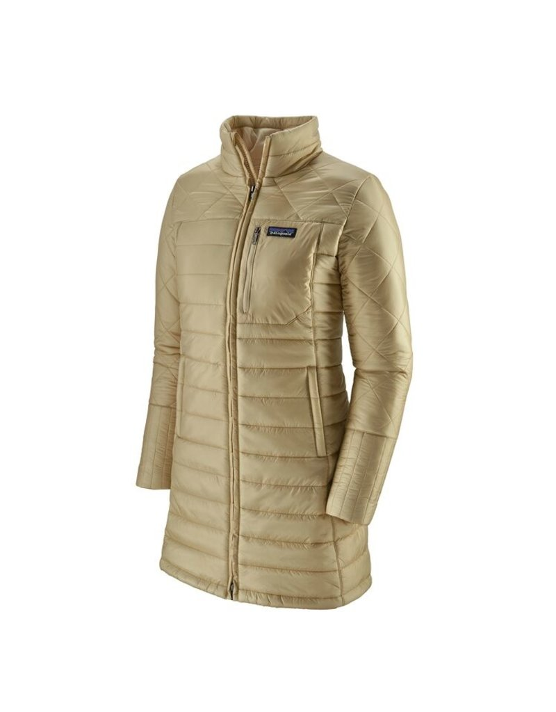 Patagonia Womens Radalie Jacket Oyster White