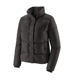 Patagonia Womens Silent Down Jacket Black