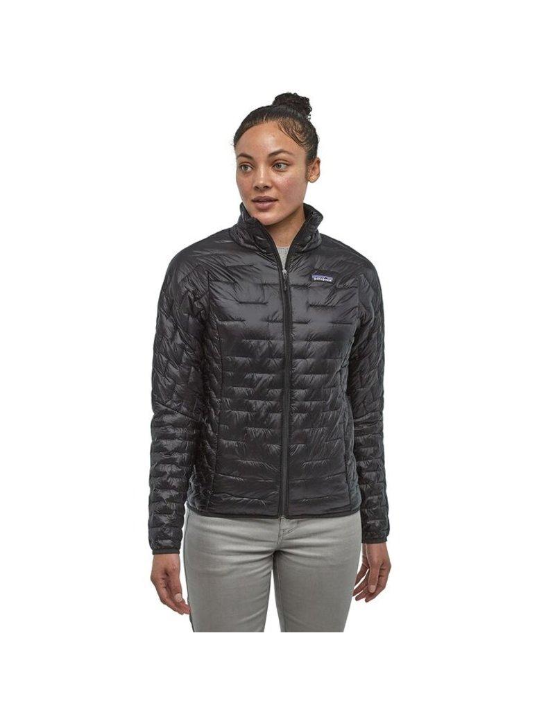 Patagonia Womens Micro Puff Jacket Black