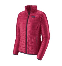 Patagonia Womens Micro Puff Jacket Craft Pink