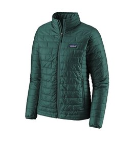 Patagonia Womens Nano Puff Jacket Piki Green