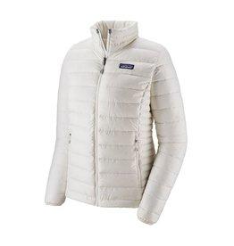 Patagonia Womens Down Sweater Birch White