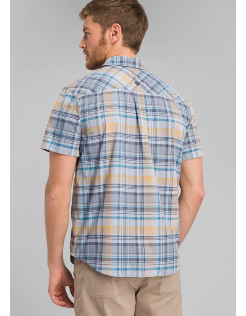 Prana Cayman Plaid Rain