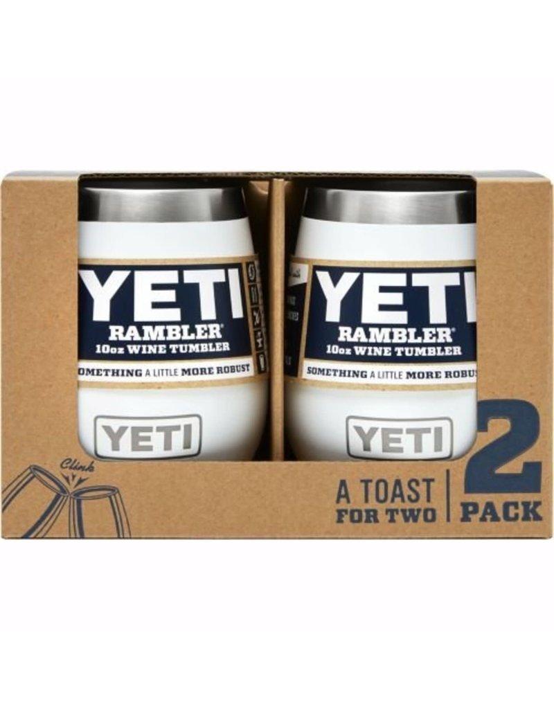 Yeti Rambler 10oz Wine 2 Pack