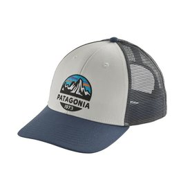 Fitz Roy Scope LoPro Trucker Hat White