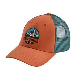 Fitz Roy Scope LoPro Trucker Hat Sunset Orange