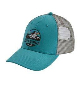 Fitz Roy Scope LoPro Trucker Hat Mako Blue