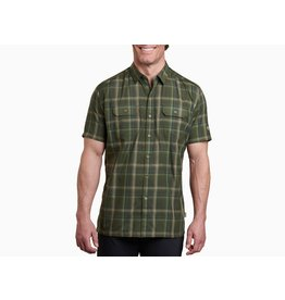 Kuhl Men's Response Shirt Green Agate