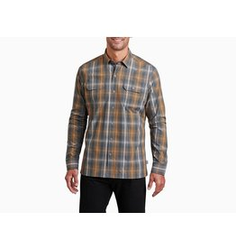 Kuhl Men's Response Long-Sleeve Shirt Golden Dusk