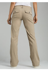 Prana Halle Pant Regular Inseam Dark Khaki