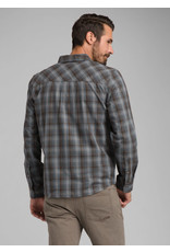 Prana Holton Long Sleeve Rich Brown