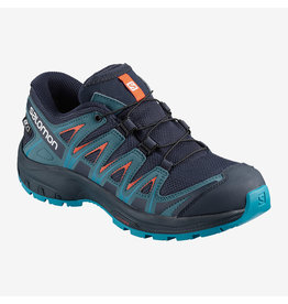 Salomon Kids XA PRO 3D CS WP J Navy Blaze/Mallar
