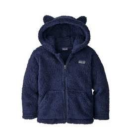 Patagonia Baby Furry Friends Hoody New Navy