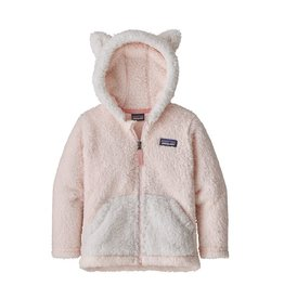Patagonia Baby Furry Friends Hoody Prima Pink