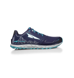Altra Womens Superior 4 Dark Blue