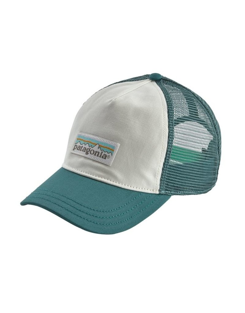 Patagonia Womens Pastel P-6 Label Layback Trucker Hat