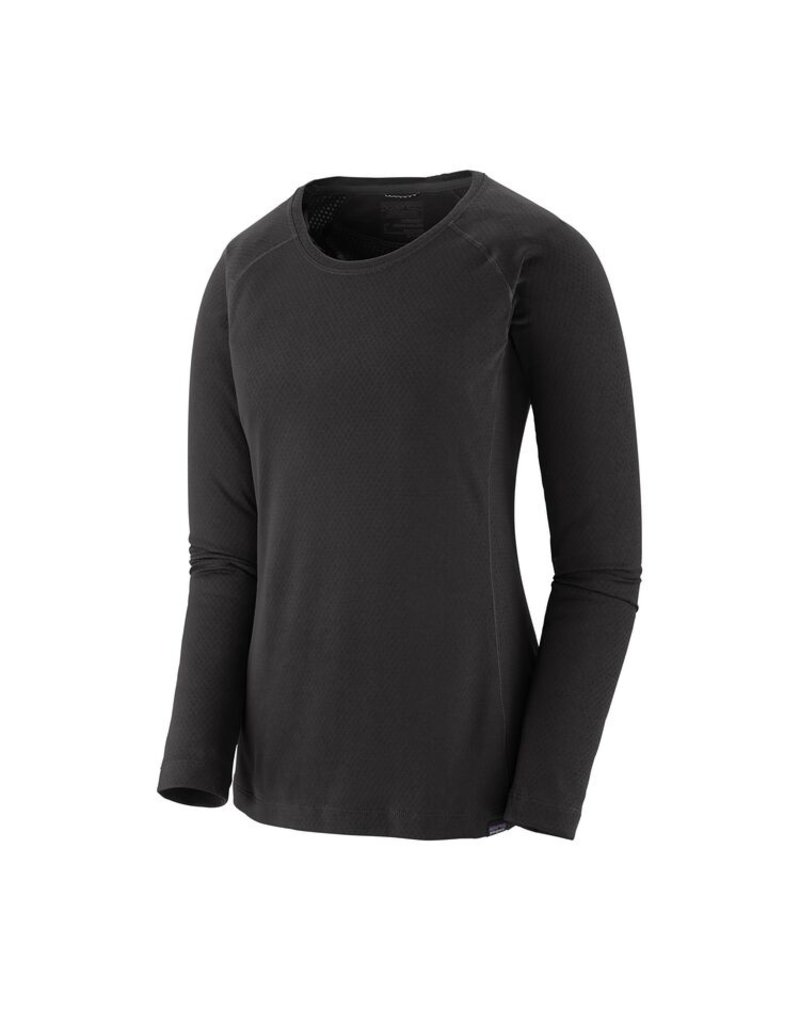 Patagonia Women's Capline Crew Black (New)