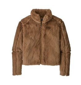 Patagonia Womens Lunar Frost Jacket Bearfoot Tan