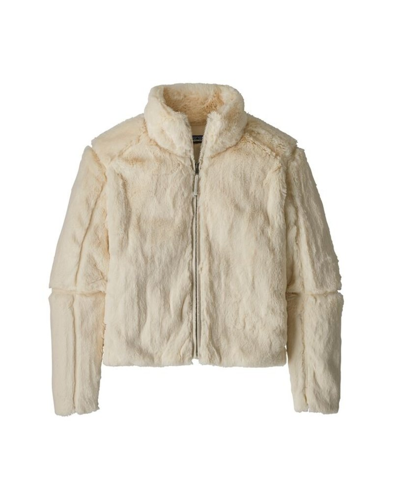 Patagonia Womens Lunar Frost Jacket Natural