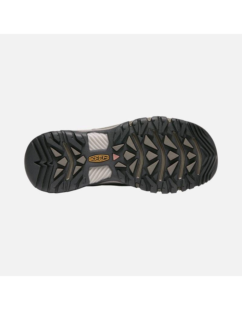 Keen Footwear MEN'S TARGHEE WP BLACK OLIVE/GOL