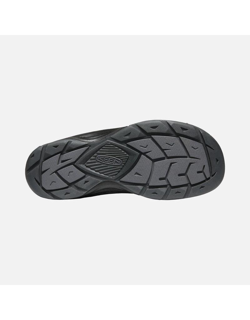 Keen Footwear Mens evofit one heathered black/magnet