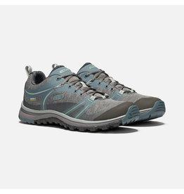Keen Footwear Womens Terradora WaterProof-STORMY WEATHER/WROUGHT IR