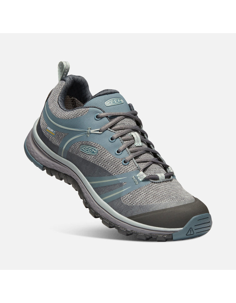 Keen Footwear Womens Terradora WaterProof-STORMY WEATHER/WROUGHT IR