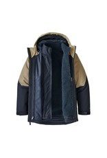 Patagonia Boys 4-in-1 Everyday Jacket New Navy