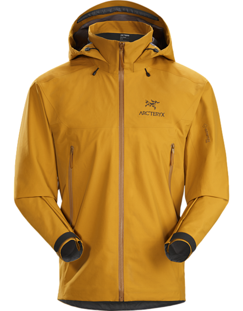 Arc'teryx Beta AR Jacket Mens Midnight Sun