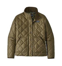 Patagonia Womens Back Pasture Jacket Sage Khaki