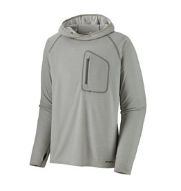 Patagonia Mens Sunshade Technical Hoody Tailored Grey