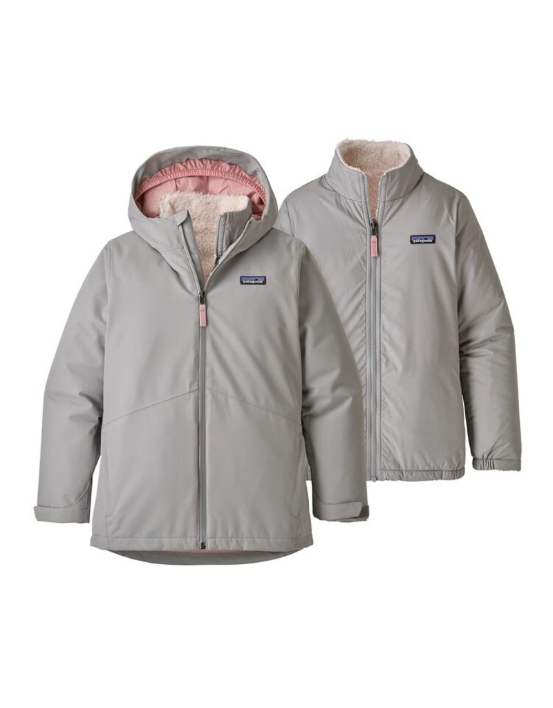 Patagonia Girls 4-in-1 Everyday Jkt Drifter Grey
