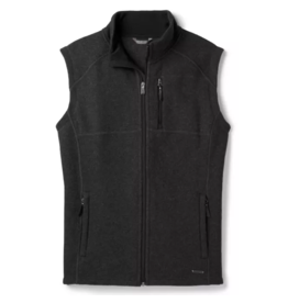 Smartwool Mens Echo Lake Vest Charcoal Heather