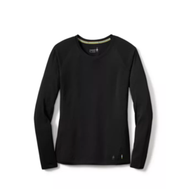 Smartwool Women Merino 150 Baselayer Long Sleeve Black