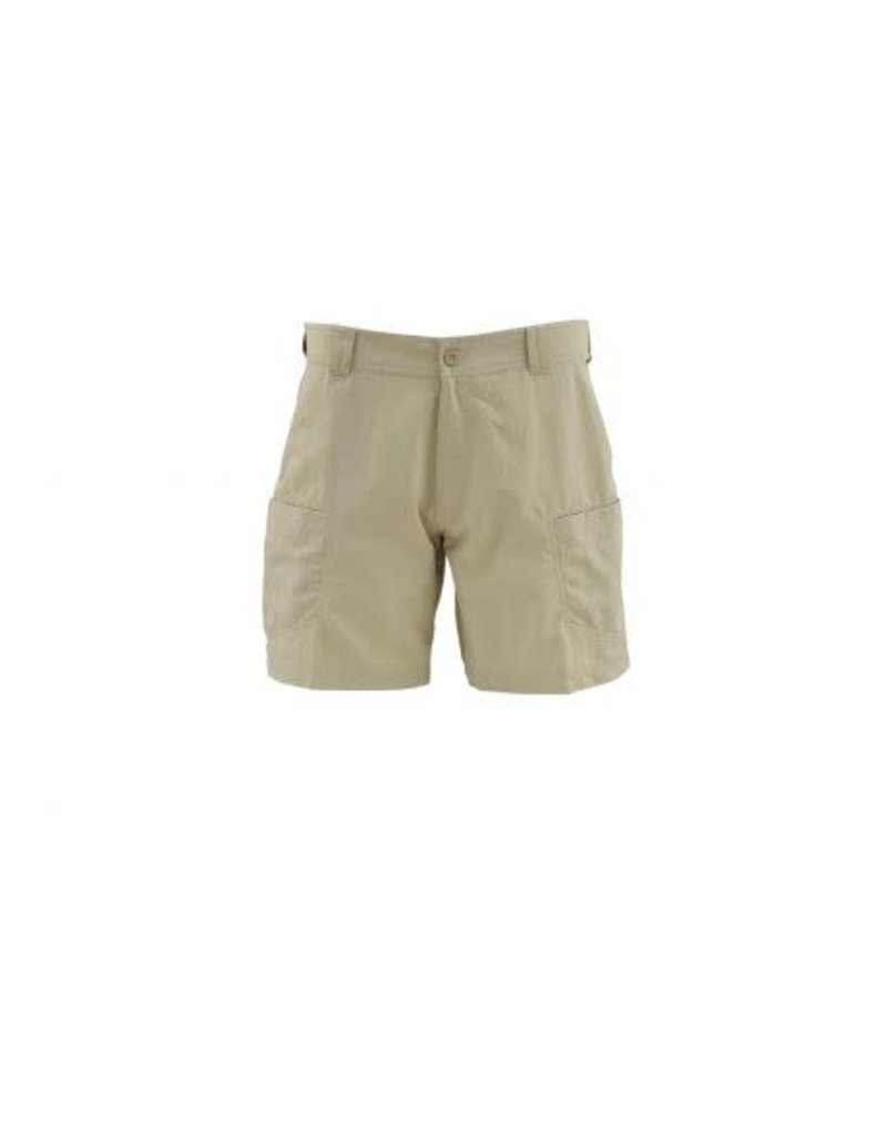 Simms M High Water Shorts Khaki