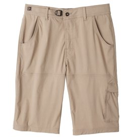 "Prana Stretch Zion Short 10"""" Inseam Dark Khaki"