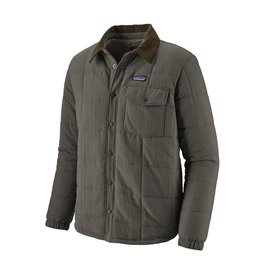 Patagonia Mens Isthmus Quilted Shirt Jacket