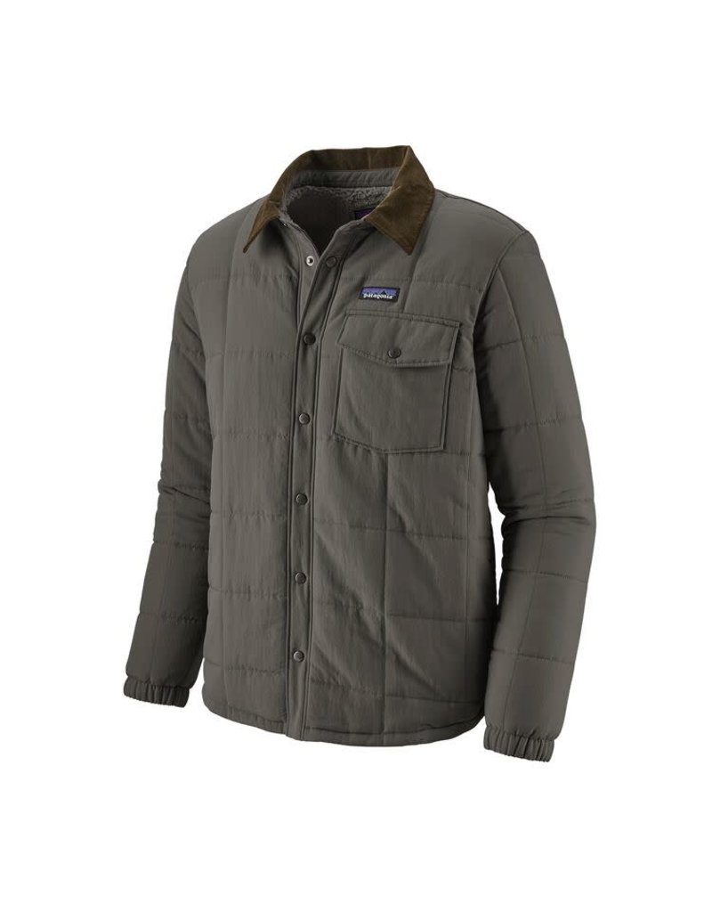 Patagonia Mens Patagonia Isthmus Quilted Shirt Jacket