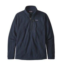 Patagonia Mens Better Sweater Rib Knit 1/4 Zip
