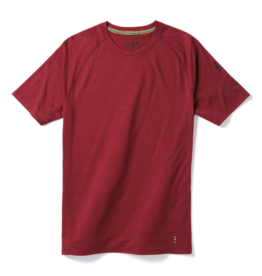 Smartwool Mens Merino 150 Baselayer Short Sleeve Tibetan Red