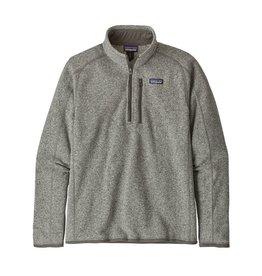 Patagonia Mens Better Sweater 1/4 Zip Stonewash
