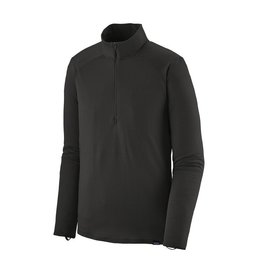 Patagonia Mens Cap TW Zip Neck Black