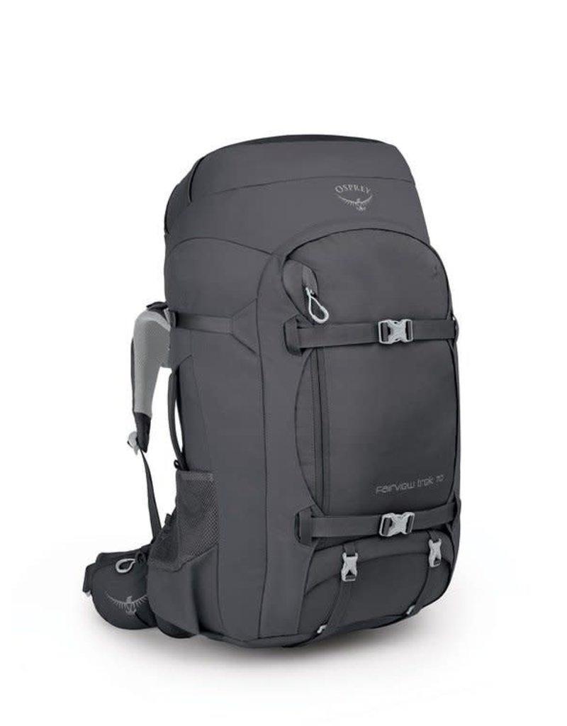 Osprey Fairview Trek Pack 70 Charcoal Grey O/S