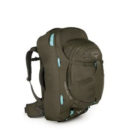 Osprey Fairview 70L Misty Grey