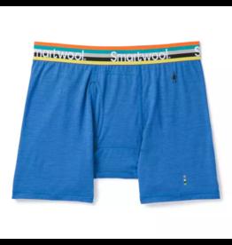 Smartwool Men's Merino 150 Pattern Boxer Brief Bright Cobalt