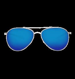 Costa Del Mar Piper Velvet Silver  Blue Mirror 580P