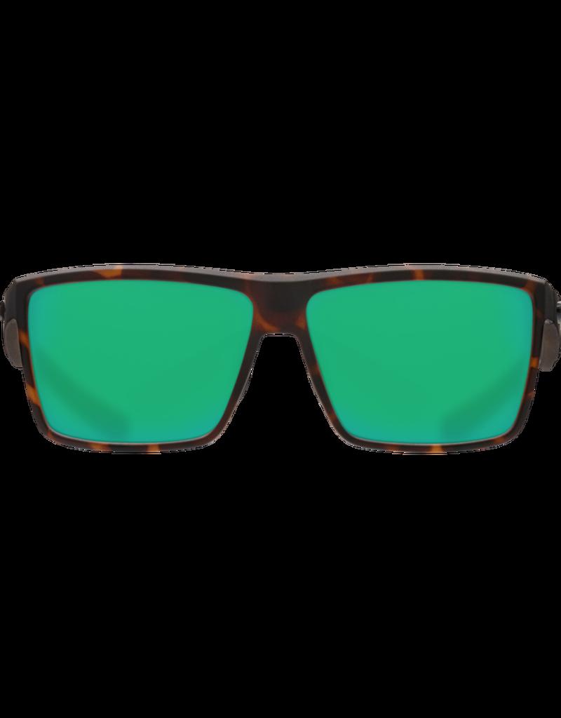 Costa Del Mar Rinconcito Matte Tortoise  Green Mirror 580P