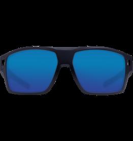 Costa Del Mar Diego Matte Black Blue Mirror 580G