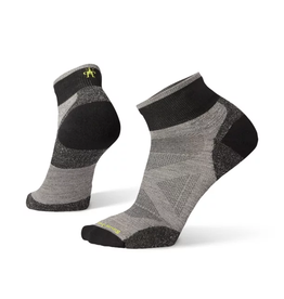 Smartwool PhD Pro Approach Mini Light Gray