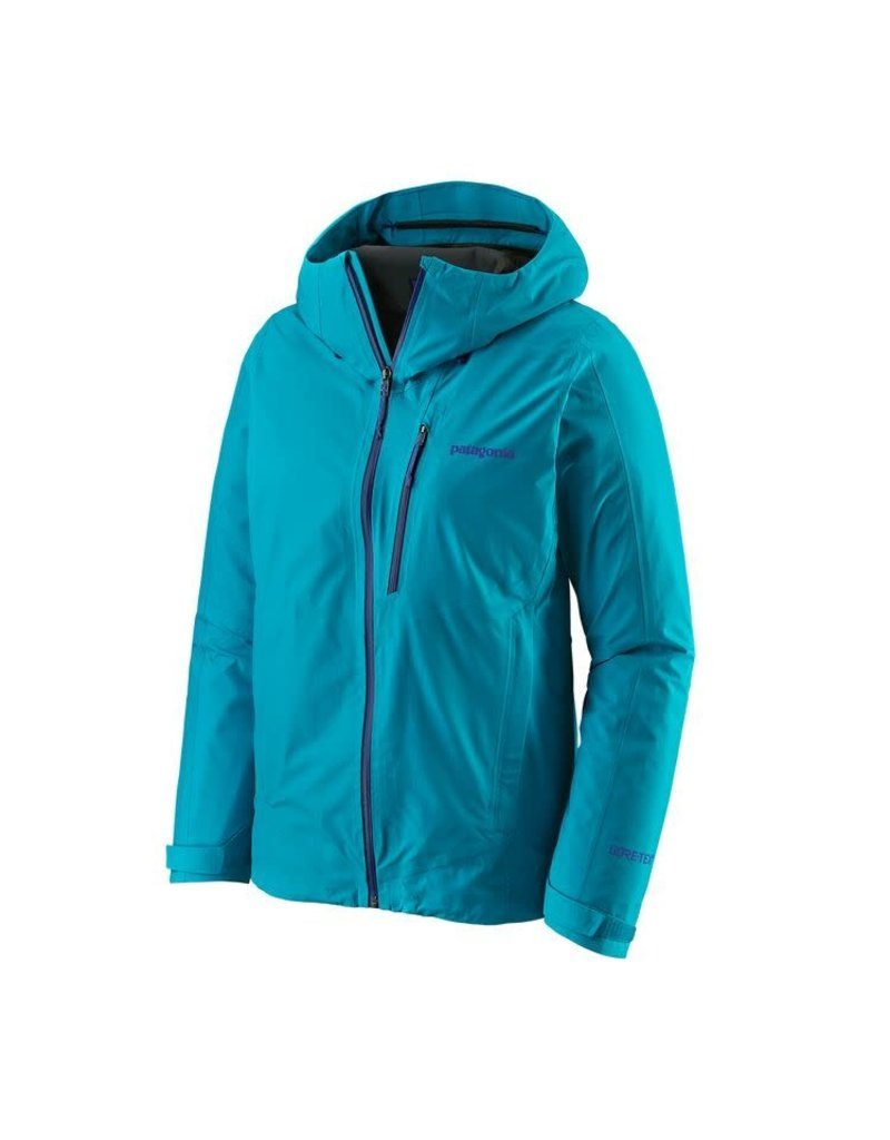 Patagonia W's Calcite Jacket Curacao Blue